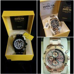 Invicta Watch-Beautiful! Men's Choose 1